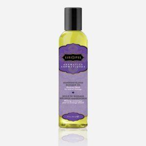 Huile de massage mélange harmonieux 236ml - Kama Sutra