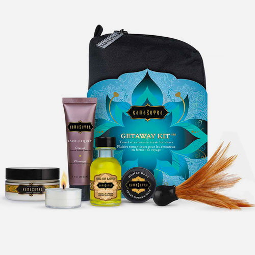 Kama Sutra Getaway Travel Size Kit