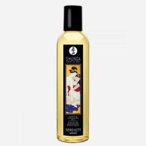 huile de massage aphrodisiaque shunga-serenity monoï
