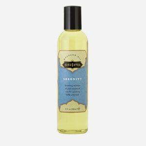 kama sutra huile de massage serenity 200ml