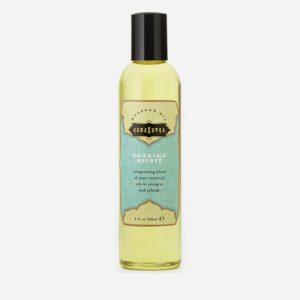kama sutra huile de massage soaring spirit 200ml