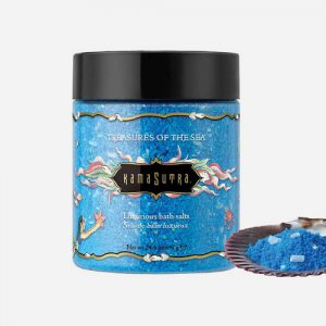 kama sutra treasures of the sea bath salts 500g