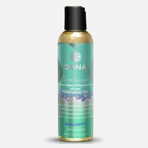 Huile de massage parfumée printemps - Dona