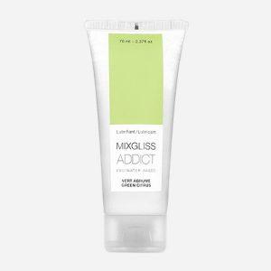 Lubrifiant Eau - ADDICT Agrume Vert 70ml