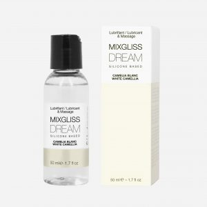 Lubrifiant silicone DREAM - CAMELIA BLANC 50 ML