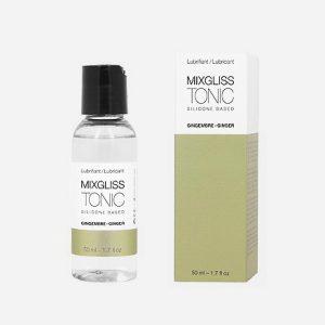 Lubrifiant silicone - Gingembre 50ml - Mixgliss