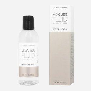 Lubrifiant silicone - Neutre 100ml Mixgliss