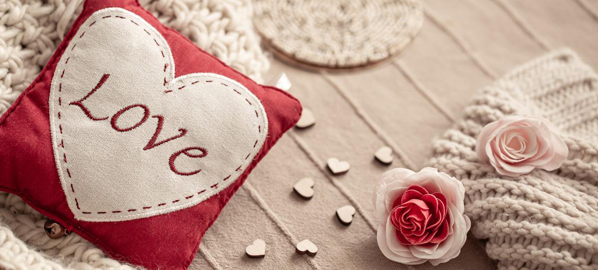 Idées décoraiton Saint-valentin