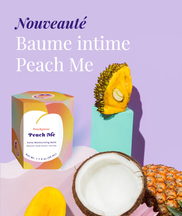 baume hydratant intime