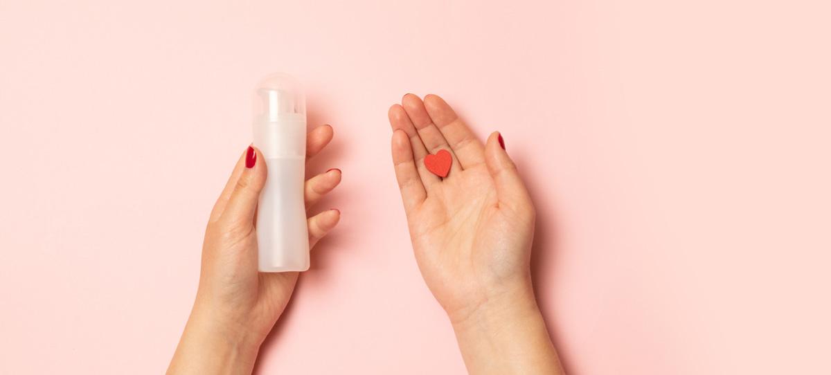 Sécheresse vaginale bien choisir le meilleur lubrifiant intime